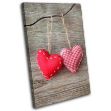 Hearts Shabby Chic Love - 13-0356(00B)-SG32-PO